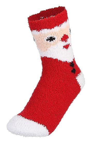 EOZY 1/6 Pares Calcetines Termicos Mujer para Invierno Navidad Cosplay Color A: Amazon.es: Ropa y accesorios