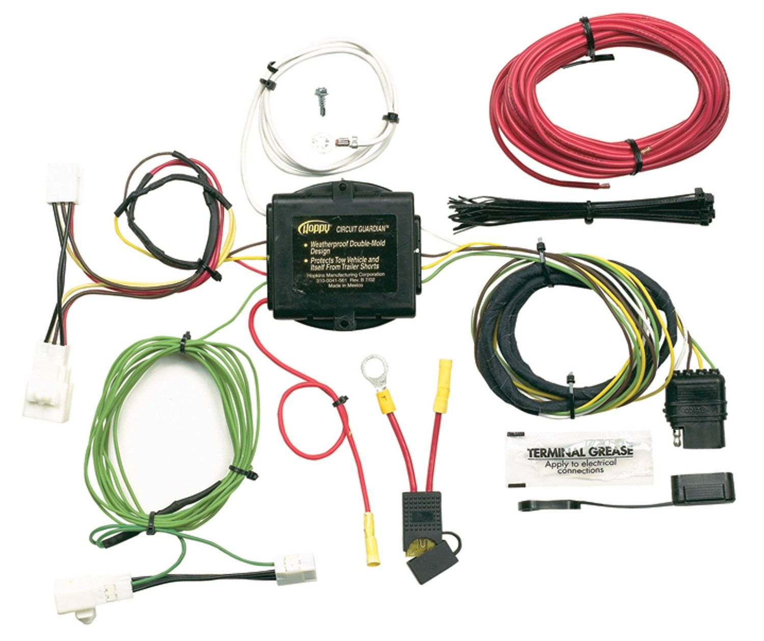 Pep Boys Trailer Wiring Harness Ford Trailer Wiring Harness GM Trailer Wiring Harness Lexus Wiring Harness Pollak Wiring Harness Seven Pole Wiring Harness