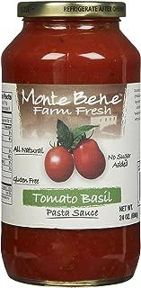 product image for Monte Bene Tomato Basil Pasta Sauce, 24 oz