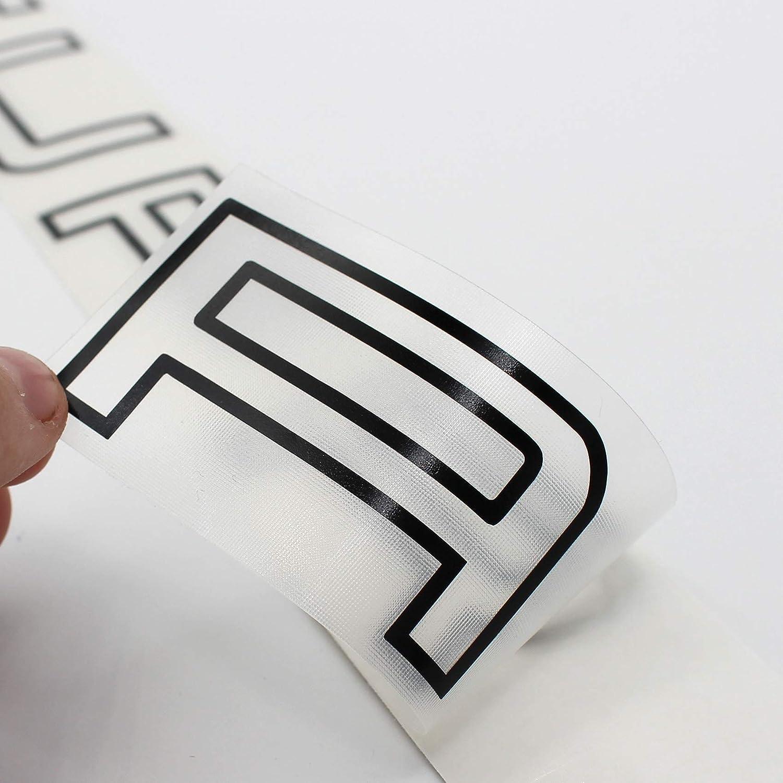 Texto en alem/án Finest Folia SE16 L/ámina para Emblema