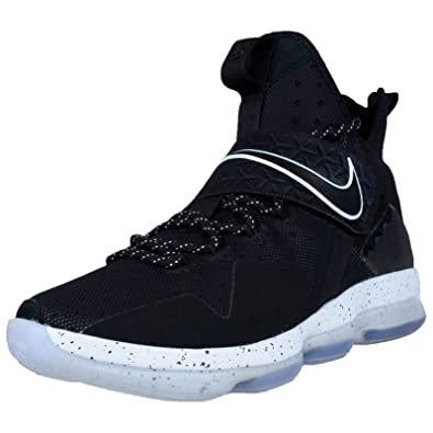 finest selection 2130e 2334f ... clearance nike mens lebron 14 black ice basketball shoes 852405 002 9.5  dm 39865 0738d