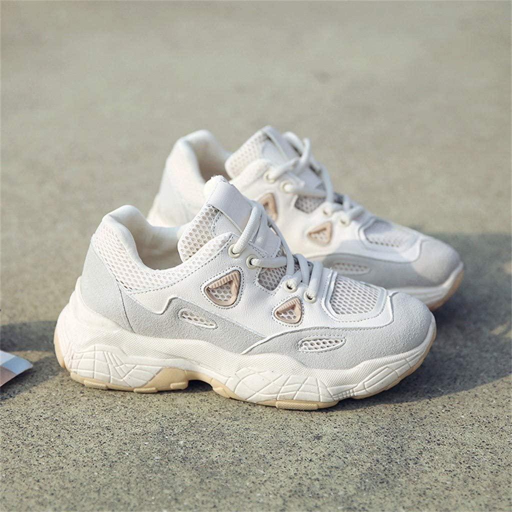 Zapatillas para Mujer Las Mujeres Adolescentes Moda Cool Aire ...