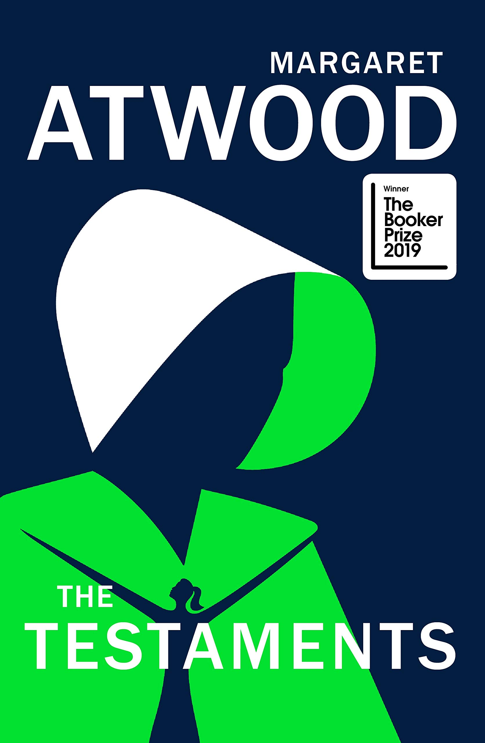 Cover: Margaret Atwood The testaments