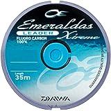 ダイワ(Daiwa) ショックリーダー エメラルダス エクストリーム フロロカーボン 35m 2号 10lb クリアー