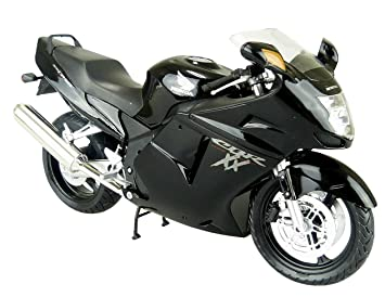 Aoshima 112 Honda Cbr1100xx Super Blackbird Black 079959 Amazon