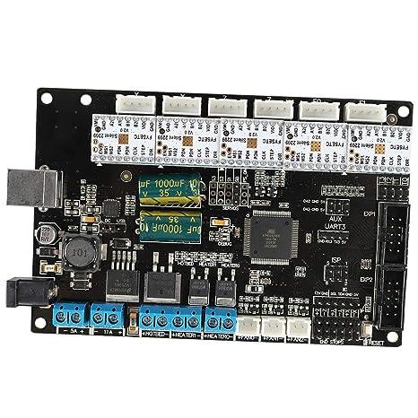 KESOTO - Tarjeta de Red silenciosa Drivers TMC2209 V2.0 Bootloader ...