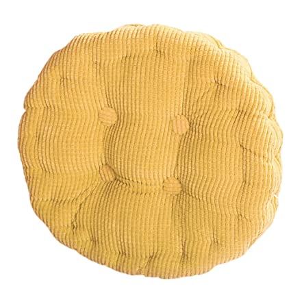 Amazon.com: Outdoor Round Seat Cushions EPE Cotton Filled Boosted ...