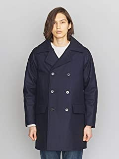 Flannel Padded Peacoat 1225-139-8920
