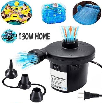 Amazon.com: WALLE Bomba de aire eléctrica, bomba de aire ...