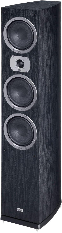 Heco Victa Prime 702 - Altavoz (1 unidad de Piso, 25 mm, 170 W, 300 W, 25 - 40000 Hz) Negro