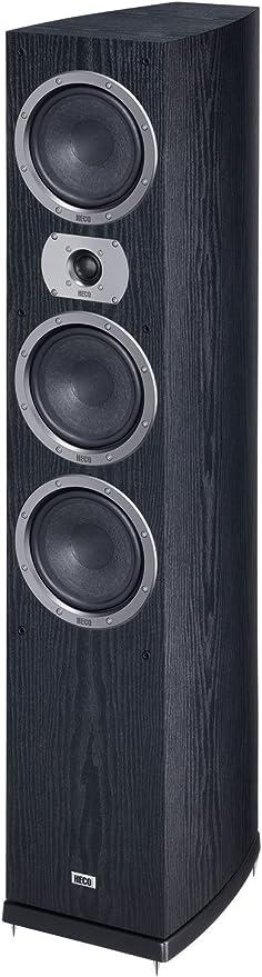 Heco Victa Prime 702 3 Wege Heimkino Und Stereo Standlautsprecher 1 Stück Schwarz Audio Hifi