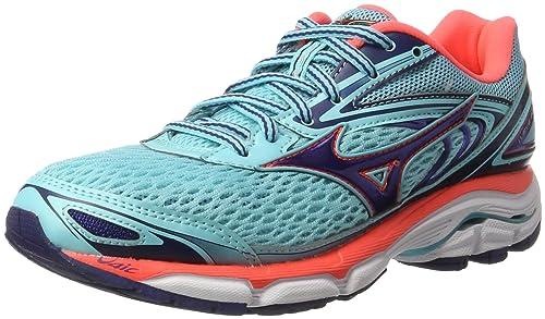 Mizuno Wave Inspire W, Zapatillas de Running para Mujer: Amazon.es: Zapatos y complementos
