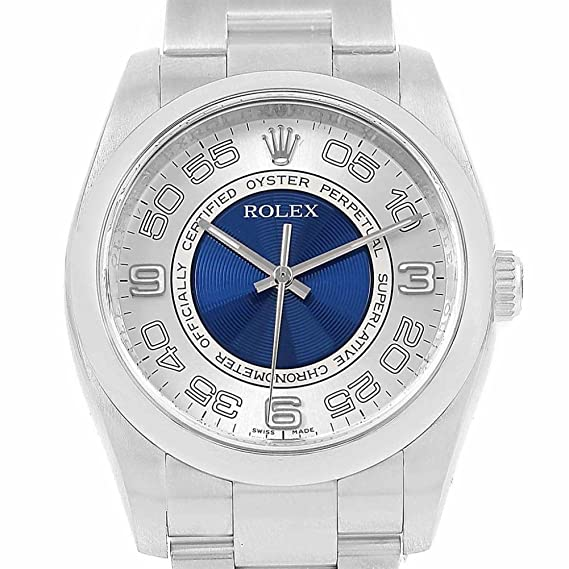 Rolex Oyster 116000 - Reloj para hombre, automático, con certificado de autenticidad