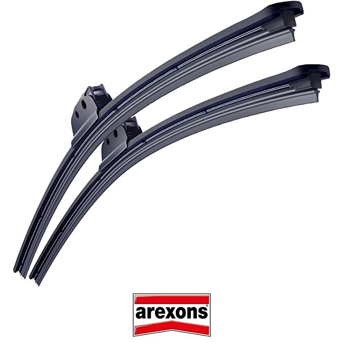4 opinioni per Arexons Flat Blade 8896-8886 Coppia kit spazzole tergicristallo tergivetro