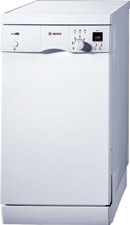 Bosch SRS55M42EU, 45 cm lavavajilla Independiente A - Lavavajillas ...