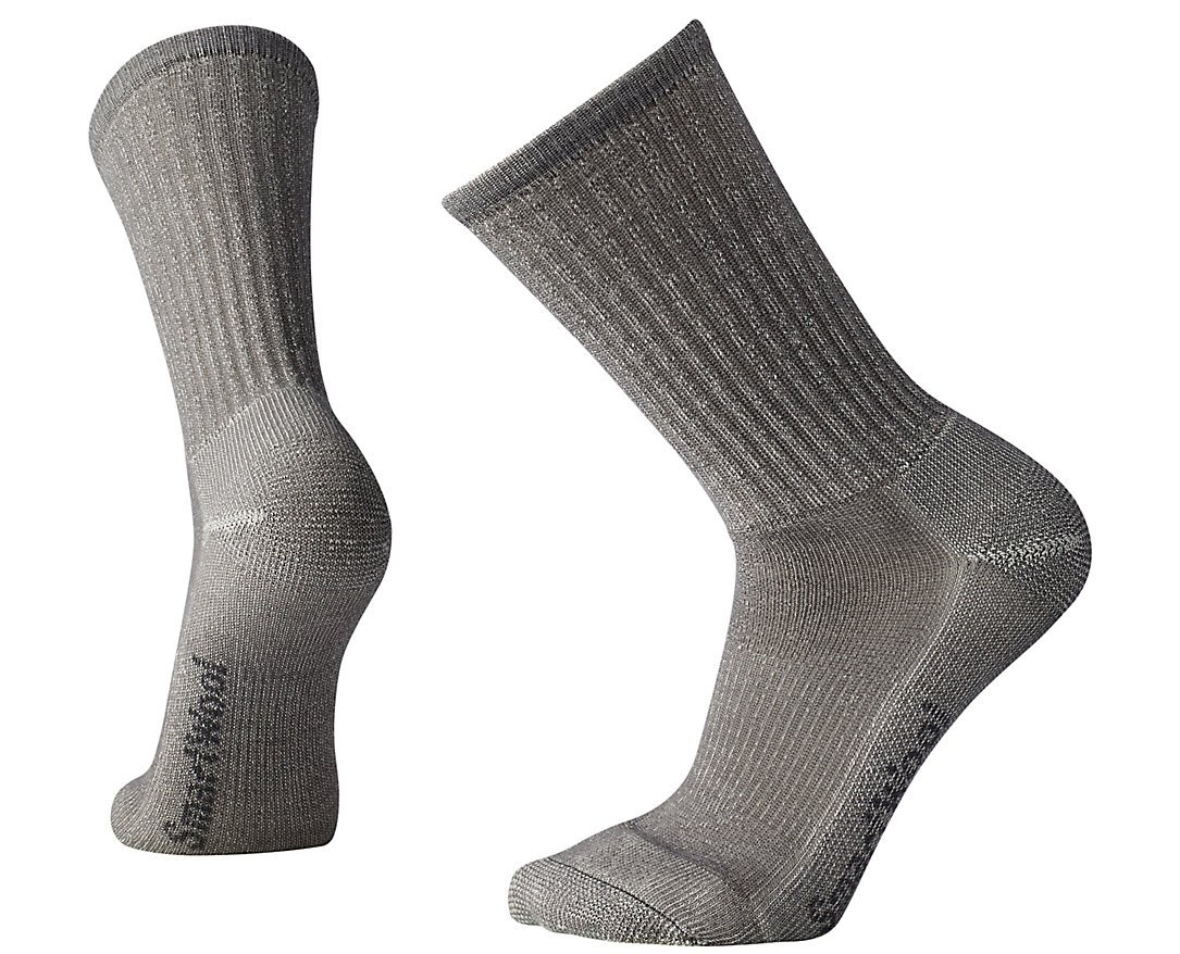 Smartwool PhD Outdoor Light Crew Socks - Men's Hike Wool Performance Sock by Smartwool