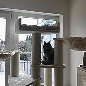 rhrquality kratzbaum f r gro e katzen xxl maine coon fantasy plus creme stabil 65kg und 15cm. Black Bedroom Furniture Sets. Home Design Ideas