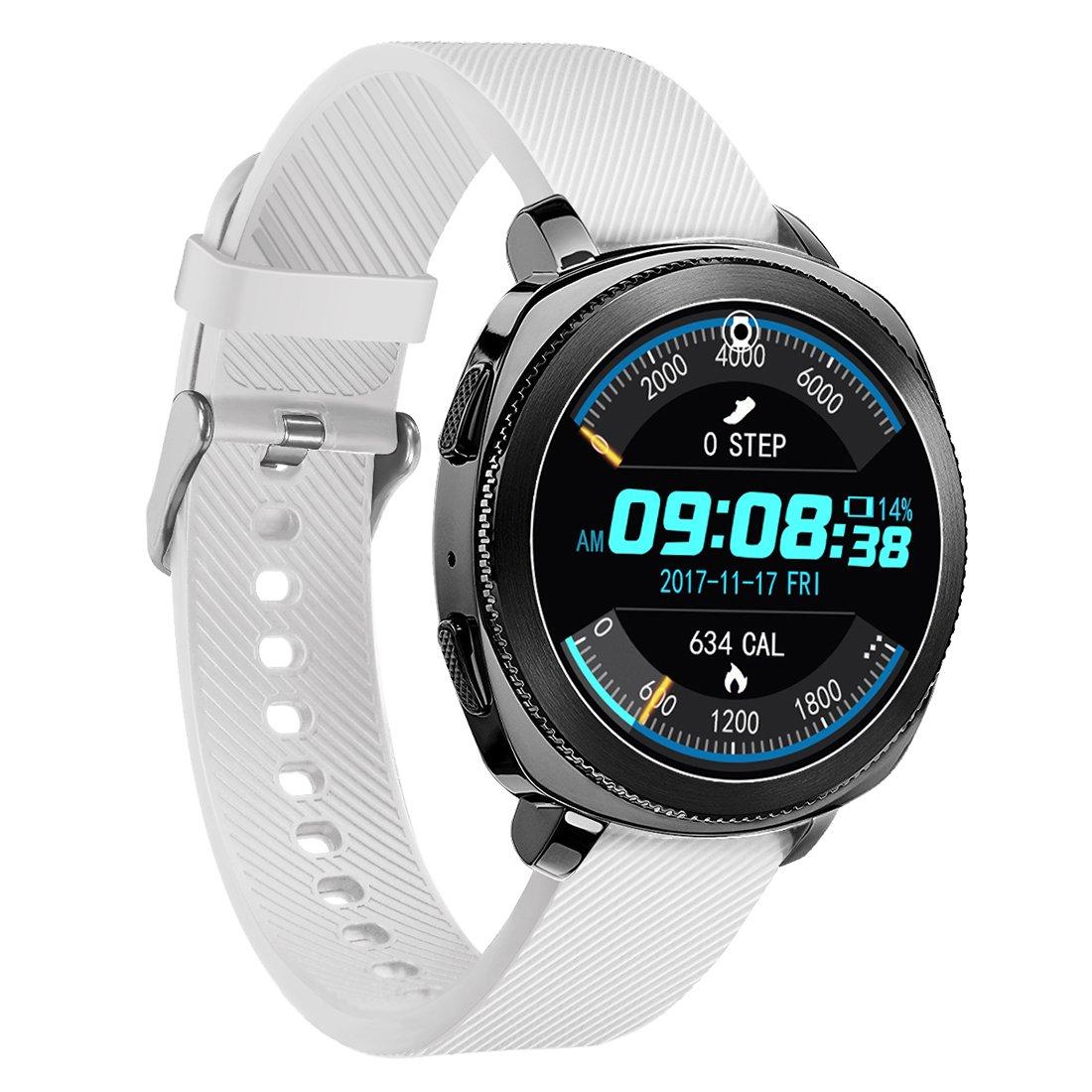Amazon.com: Ticwatch 2 E Classic Watch Band 20mm ...