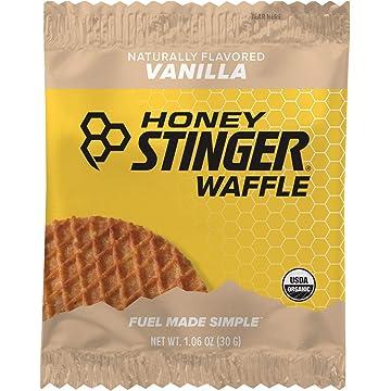 reliable Honey Stinger Organic Waffle
