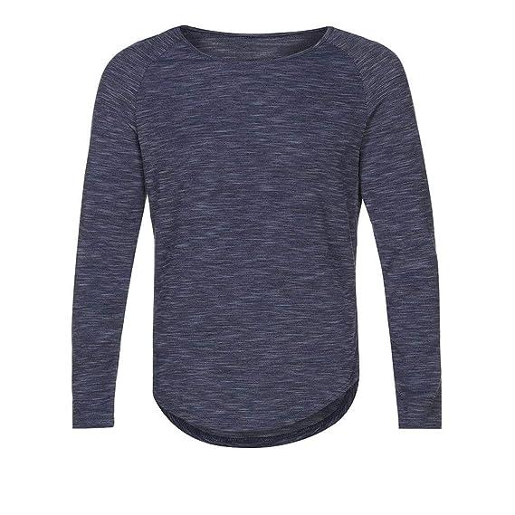 BBestseller Crew Neck, Suéter para Hombre Camiseta de Manga Larga Camiseta Casual Tops de Blusa Sudadera para Hombre: Amazon.es: Ropa y accesorios