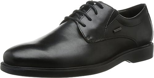 Geox U Brayden 2Fit ABX C, Zapatos de Cordones Derby Hombre