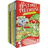 Andy Griffiths The Treehouse Books Collection - 5 Book Collection