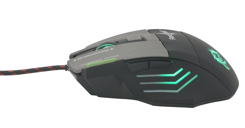 Dragonwar G9 Thor Macro Gaming Mouse Bonus Mousepad Daftar Harga Rexus Xierra X9 Fs Amazonin Buy Ele Bluetrack And Blue Sensor