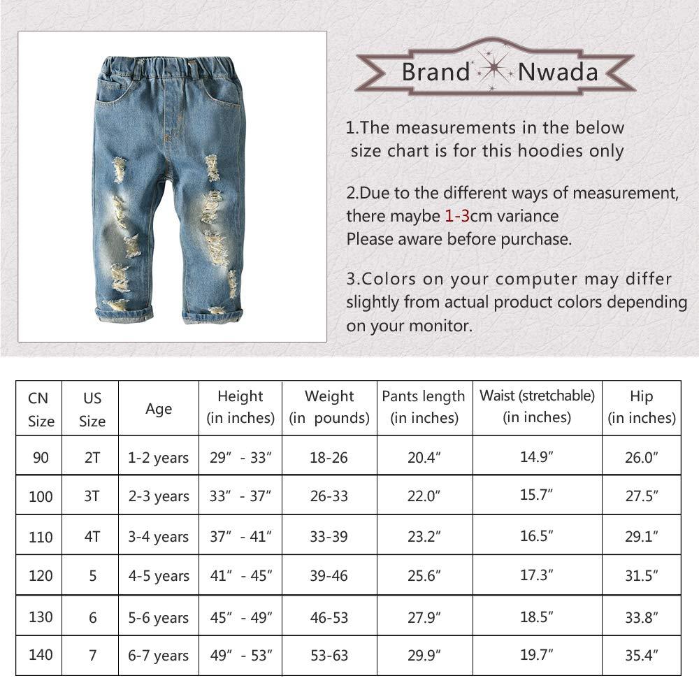 Nwada Little Baby Boy Jeans Pants