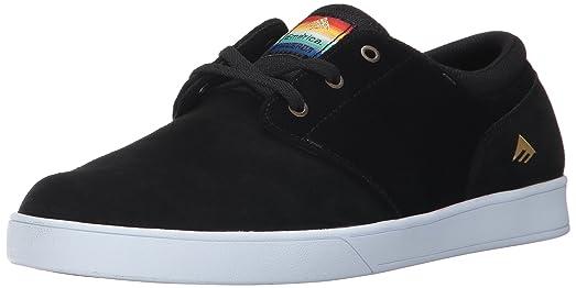 Emerica Men The Figueroa Black Shoes Size   B073RVMN7D