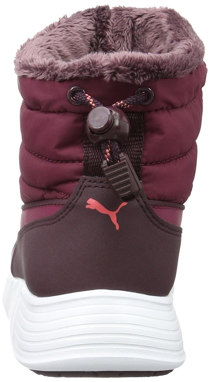 Puma Damen St Winter (ROT Boot Schneestiefel Rot (ROT Winter Plum-ROT Plum 02) 6a5ff8