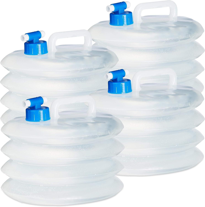 5 L eau transporteur pliable pliant récipient Sports Camping FAMILY PICNIC