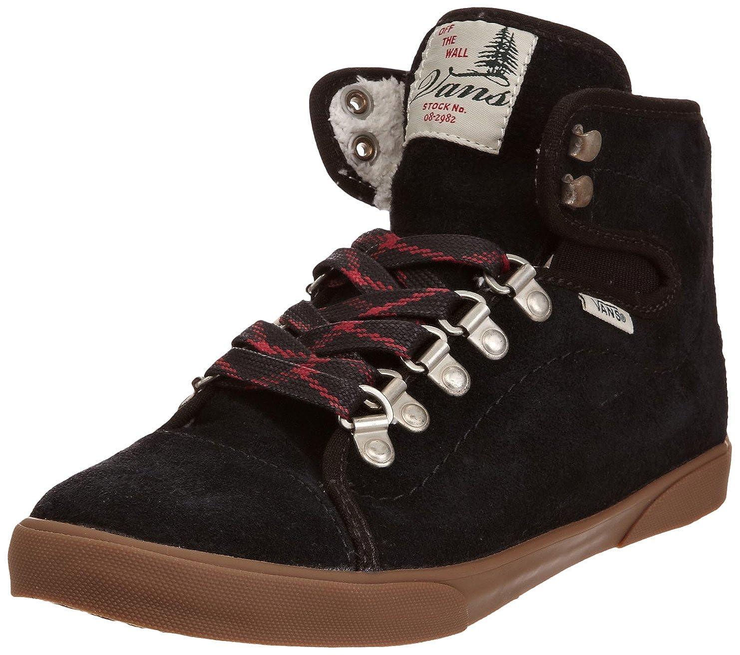2e0227542abea7 Vans Women s Hadley Hiker Black Gum
