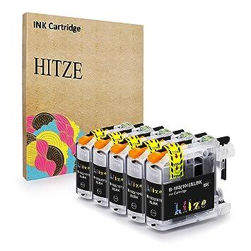 Amazon.com: Hitze LC103 XL High Yield Cartucho de tinta de ...