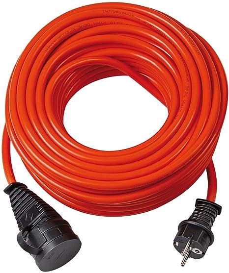 Relativ Brennenstuhl Bremaxx Verlängerungskabel (25m Kabel, für den JB51