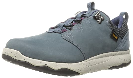 Arrowood Lux WP, Zapatos de Low Rise Senderismo para Mujer, Azul (Vintage Blue-Vtbvintage Blue-Vtb), 39 EU Teva