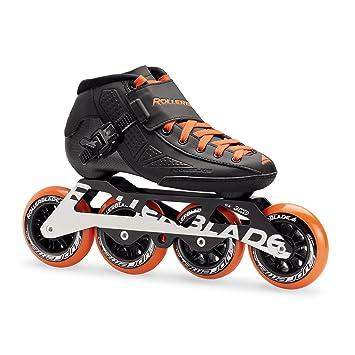 Rollerblade Speed de – Patines para niños y jóvenes Powerblade Jr, ...