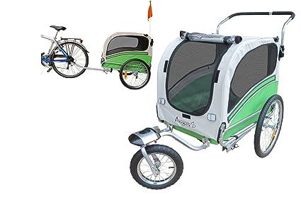 Amazon.com: Papilioshop Argo remolque para bicicleta ...