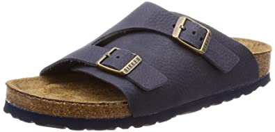 6f6405a417ae4 Image Unavailable. Image not available for. Color  Birkenstock Zürich  Nubuck Leather Soft-Footbed ...