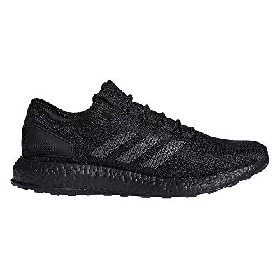 adidas Pureboost Black/Dark Grey Running Shoes (BB6288): Sports & Outdoors