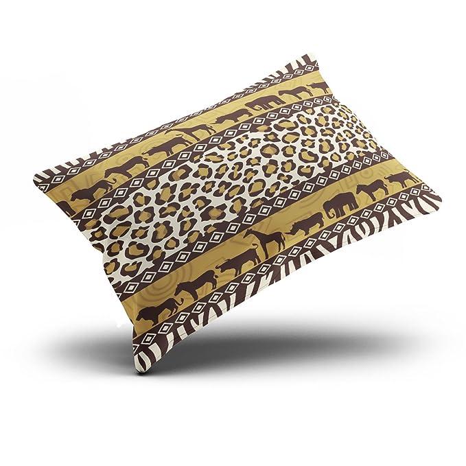 ebbc6b53bb45 Amazon.com: Salleing Custom Hot Romantic African Animals and Leopard ...