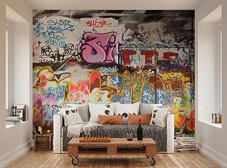 ohpopsi urban street art graffiti wall mural amazon co uk diy \u0026 toolsimage unavailable image not available for colour ohpopsi urban street art graffiti wall mural