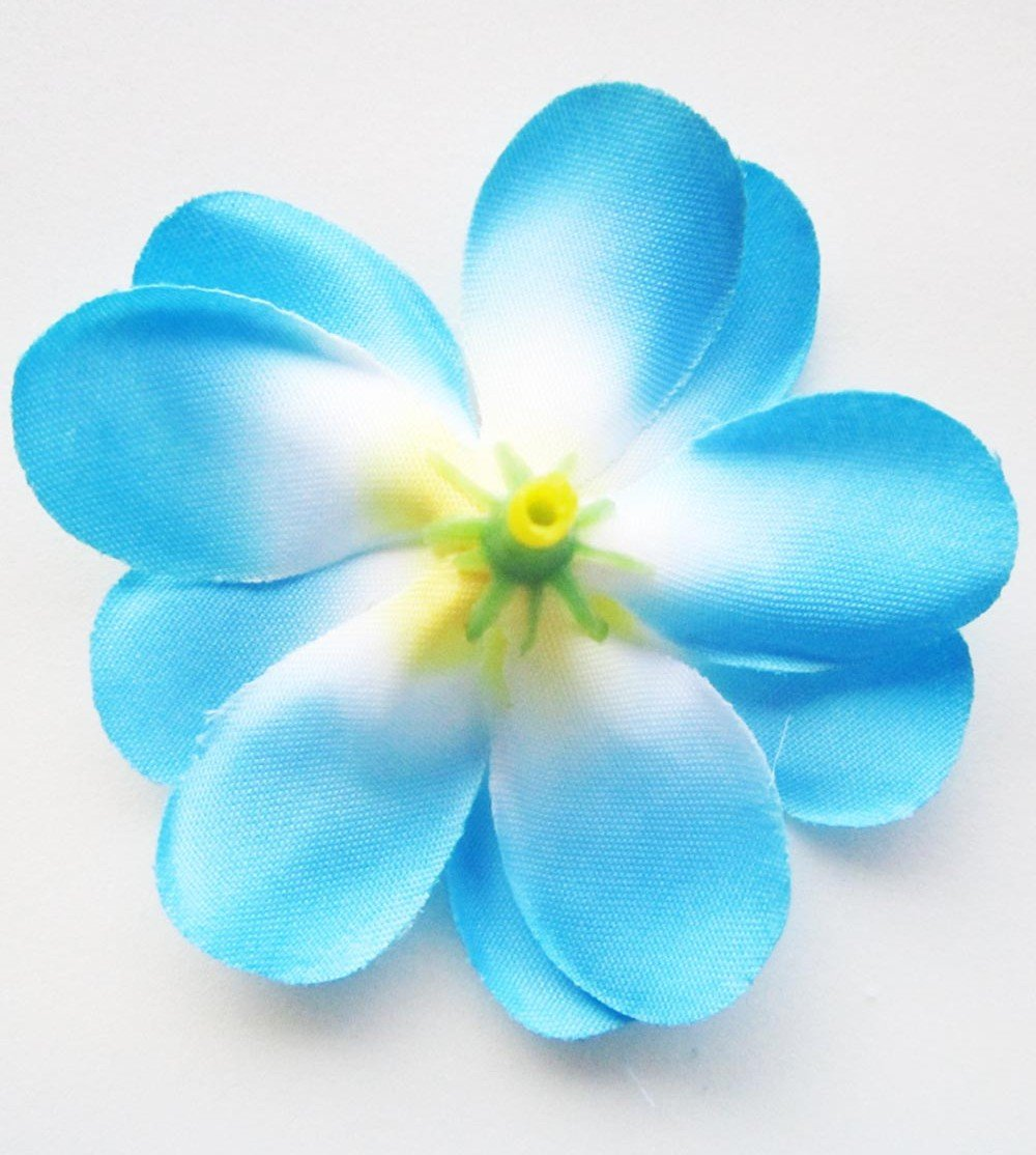 100-Blue-Hawaiian-Plumeria-Frangipani-Silk-Flower-Heads-3-Artificial-Flowers-Head-Fabric-Floral-Supplies-Wholesale-Lot-for-Wedding-Flowers-Accessories-Make-Bridal-Hair-Clips-Headbands-Dress