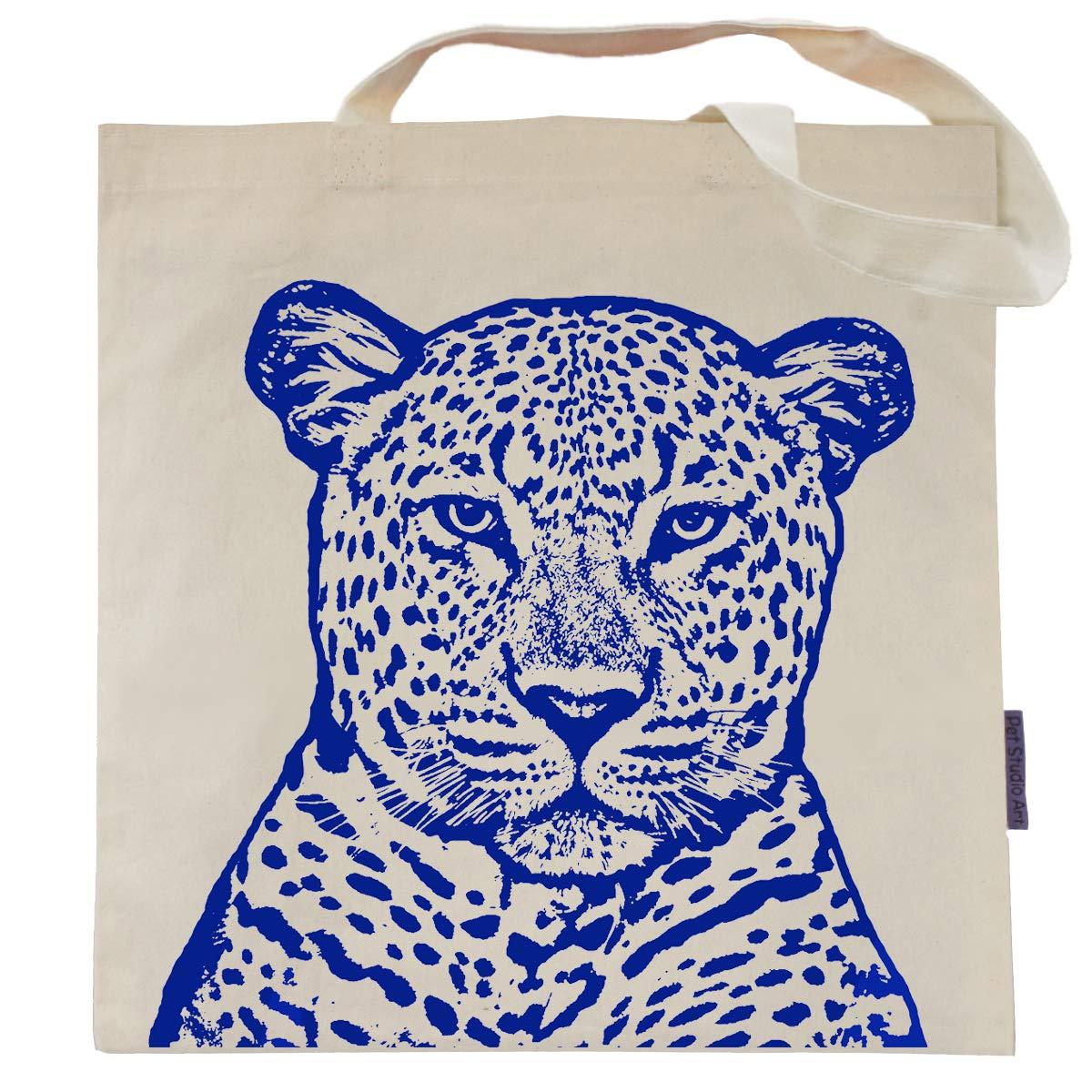 お見舞い Pet Studio Leopard Art レディース B071DFKKNQ The Studio B071DFKKNQ Leopard Tote Bag The Leopard Tote Bag, BRANDBRAND:590eeee9 --- arianechie.dominiotemporario.com