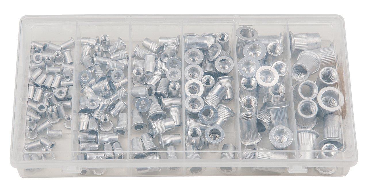 KS Tools 9700620/Assortiment Rivets filet/és aluminium