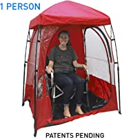 EasyGoProducts CoverU Sports Shelter u2013 Weather Tent Pod u2013 Patents Pending  sc 1 st  Amazon.com & Amazon Best Sellers: Best Camping Tents