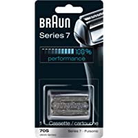 Braun Series 7 Electric Shaver Replacement Head - 70S -Compatible with Electric Razors 790cc, 760cc, 7850cc, 7865cc…