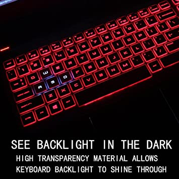 ,Clear Predator Helios 300 15.6 17.3 Gaming Laptop G3-571 G3-572 PH315-51 PH317-52 //Acer Aspire VX5-591G VN7-793G Keyboard Cover for Acer Nitro 5 AN515 15.6 NOT Fit PH315-52 PH517-51 PH517-61