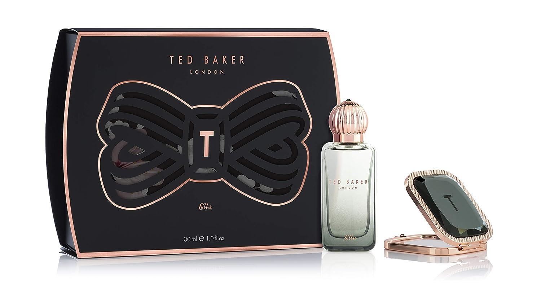 2b5c837ff671 Ted Baker Sweet Treats - Beauty Bow Gift Set - Ella - Women s 30ml Eau de  Toilette + Compact Mirror  Amazon.co.uk  Luxury Beauty