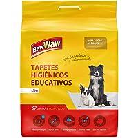 Baw Waw Tapetes Higiênicos Slim para cães 7 unidades