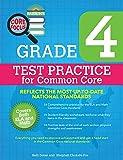 Barron's Core Focus Grade 4: Test Practice for Common Core